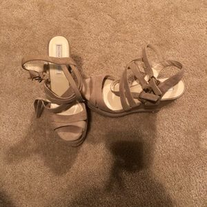 Paloma Barcelona Wedge Heels